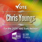 Chris Youngs Nominated For 2020 XBIZ Exec Award!