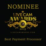Paxum Nominated For LiveCamAwards Best Payment Processor 2019!